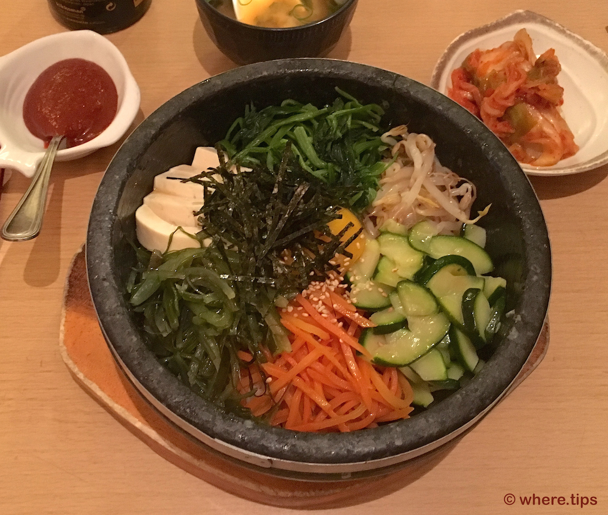 Bibimbap by where.tips