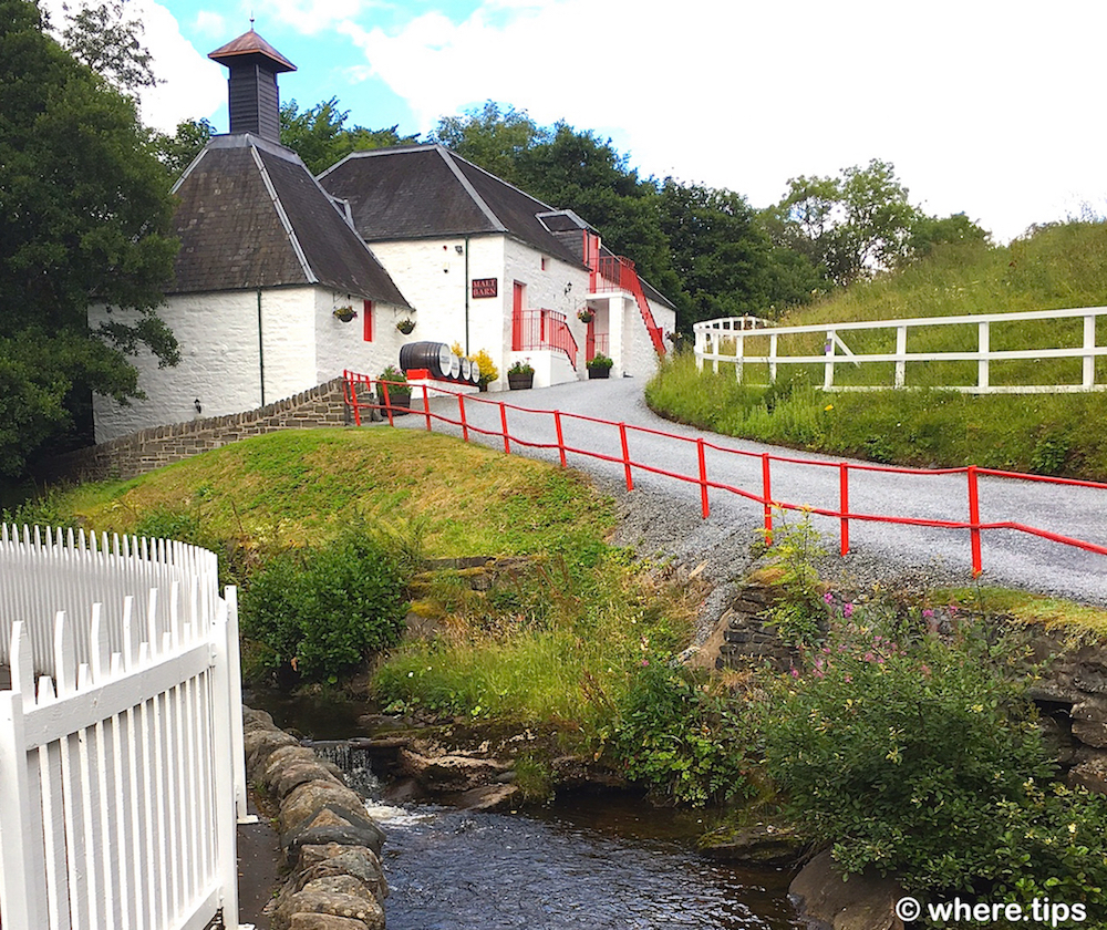 Edradour Distillery by where.tips